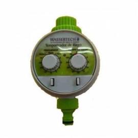Programador de riego analógico Wassertech
