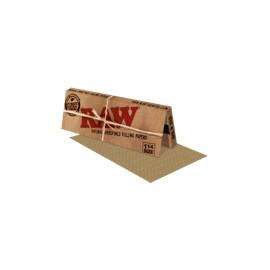 Papel de fumar Raw 1 1/4 Caja de 24 librillos