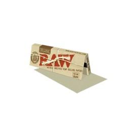Papel de fumar Raw 1 1/4 orgánico Caja de 24 librillos