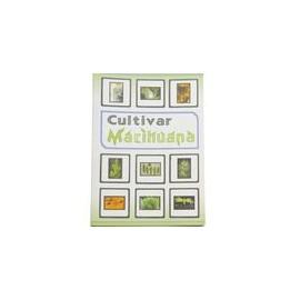"""Libro """"Cultivar marihuana"""" de Ed. Tricoma"""