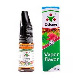 Black tabaco, sabor Ducados