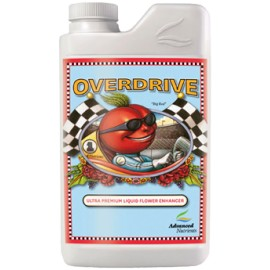 Fertilizante Overdrive de Advanced Nutrients