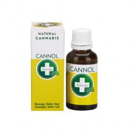 Aceite de masaje de cañamo Cannol 100 ml
