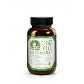 Cápsulas CBD 3% Sensi Seeds