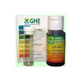 Indicador de PH kit 30g