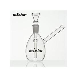 Bong micro de vidrio