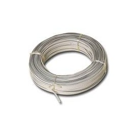 Cable eléctrico blanco 3x15 mm 1 metro