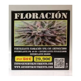 Pack Floración Genehtik