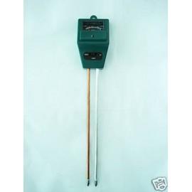 Medidor de PH - humedad - LUX tester FCJ1027