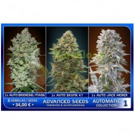Automatic Collection 4 de Advanced Seeds