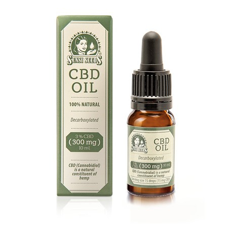 Acite de CBD Sensi Seeds10 ml