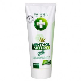 Mentol Arthro gel efecto frío 200 ml