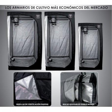 Armario cultibox light silver for Armarios de cultivo xxl baratos
