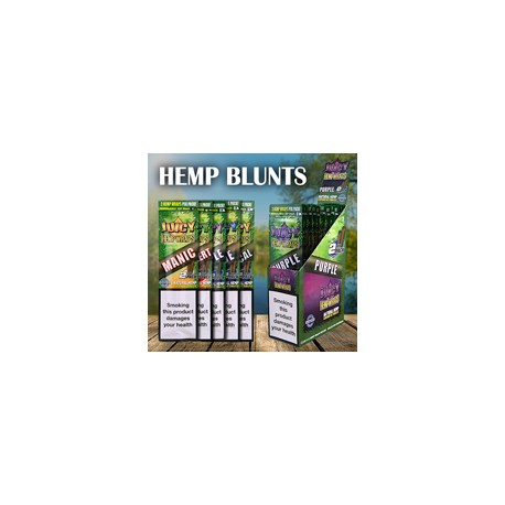 Juicy Blunts Hemp Wraps
