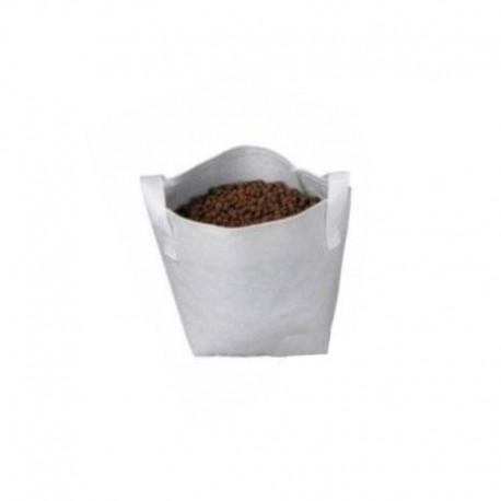 Macetas Texpot Agro blancas
