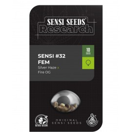 Sensi #32 de Sensi Seeds Research