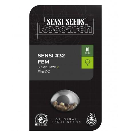 Sensi #32 de Sensi Seeds Research