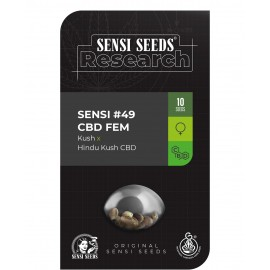 Sensi 49 CBD de Sensi Seeds Research