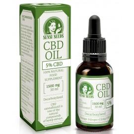 Acite de CBD Sensi Seeds 5%