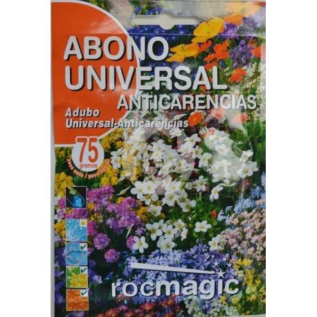 Abono Universal Anticarencias Rocmagic