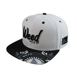 Gorra Weed way of life