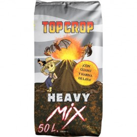 Sustrato Top Crop Heavy Mix 50 L