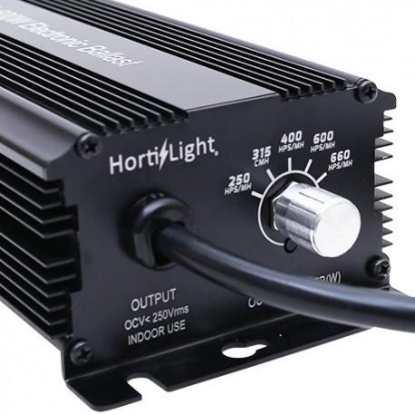 Balastro electrónico regulable Hortilight