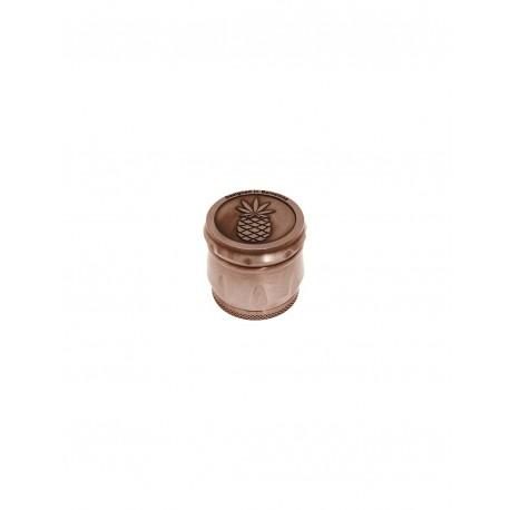 Grinder en Relieve de 4 Partes 43x40mm - Expreso Piña