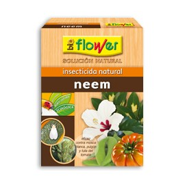 Insecticida natural de neem Flower 40 ml