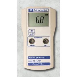 Medidor de PH digital Milwaukee MW100