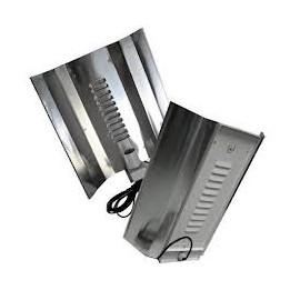 Refletor reforzado para lámpara de bajo consumo